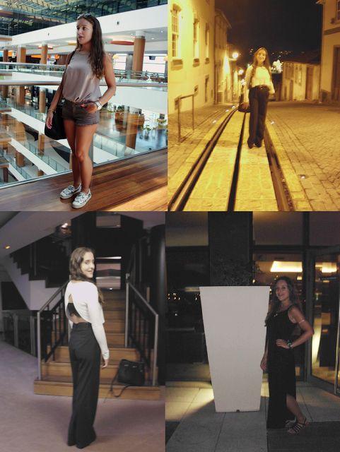 For girls: Resumo das Minhas Férias