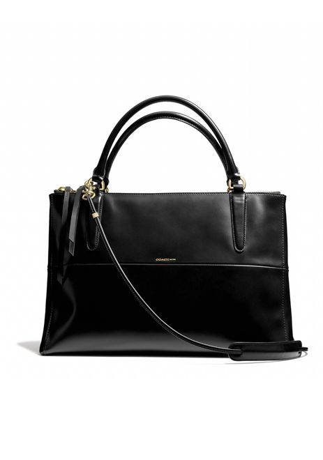 Coach Borough Bag. CHIC.