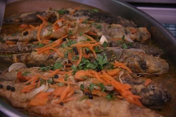 Learn how to make Fish Escabeche for dinner that you can serve for the rest of your family! See the recipe now!