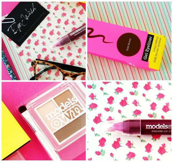 Martina Kappa: Models Own. Adorable and affordable makeup