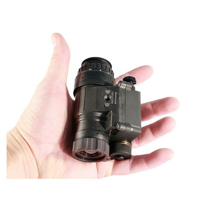 ATN - Odin-6WBW-0.5x Thermal Weapon Sight Kit 640x480 (30 Hz) - TIWSOD6WB  #nightvision