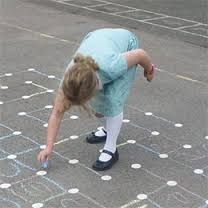Image result for playground wall stencil design