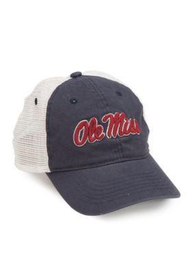 Zephyr Hats Ole Miss Rebels University Hat