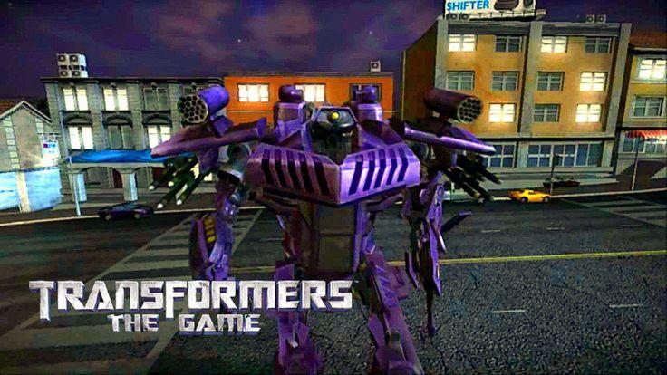 ТРИ В ОДНОМ - Transformers: The Game # 4