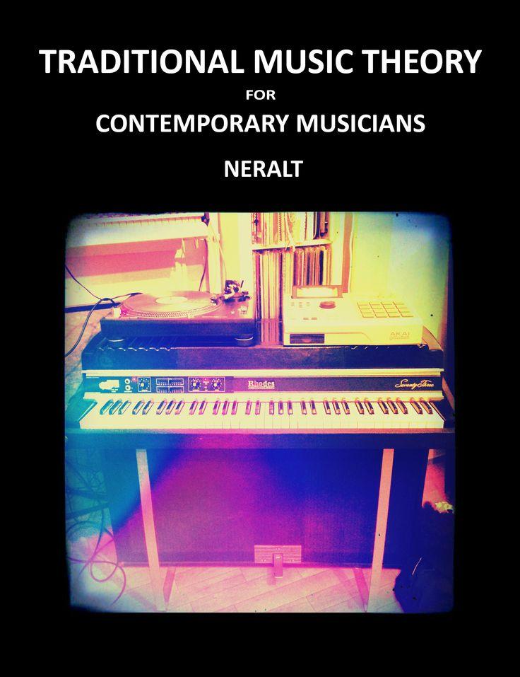 音楽理論を学びたい。 自分で作曲ができればいいな。 #勉強#音楽理論#コード