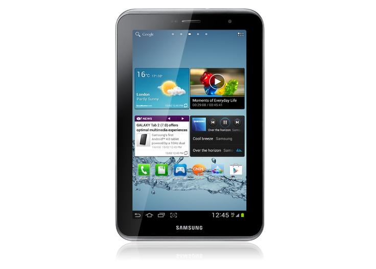 Samsung GALAXY Tab 2 - Samsung Mobile