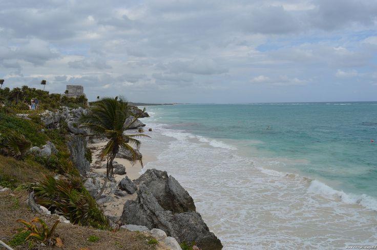 Messico, Tulum beach