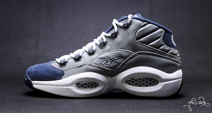 reebok questions georgetown  (allen iverson shoes)