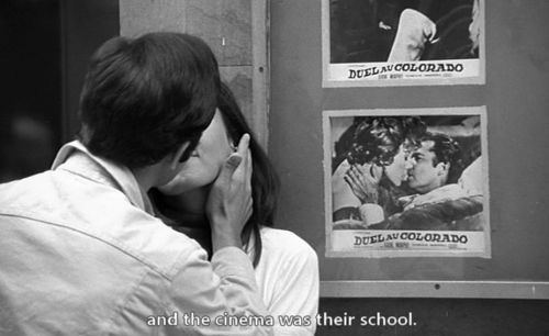 KeC | Une fille et des fusils (Claude Lelouch, 1964).