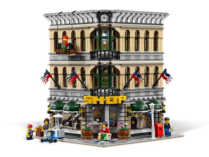 Lego Grand Emporium