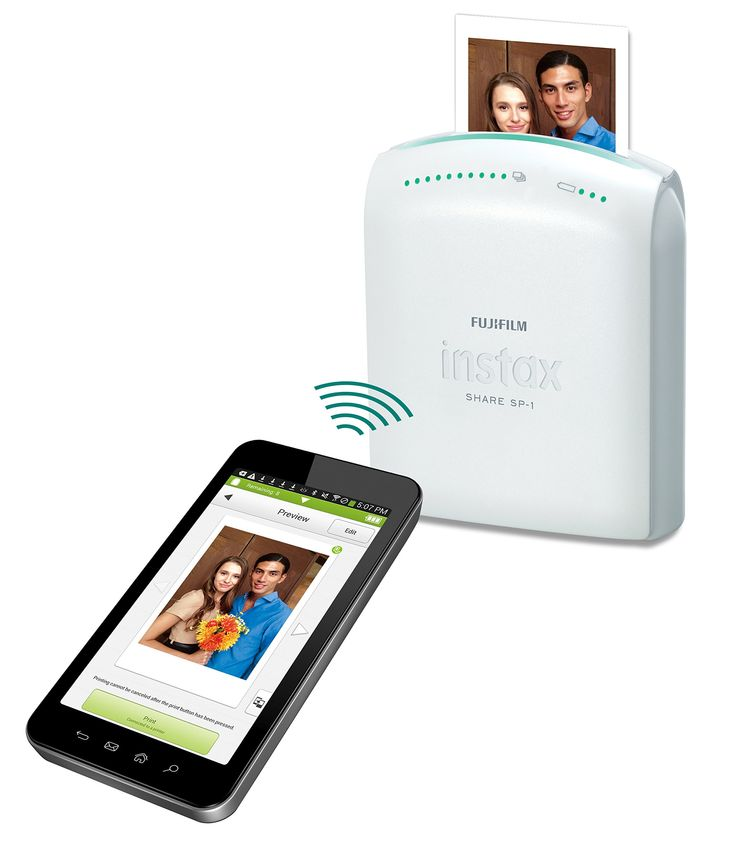 Amazon.com: Fujifilm Instax Share Smartphone Printer SP-1: FUJIFILM: Camera & Photo