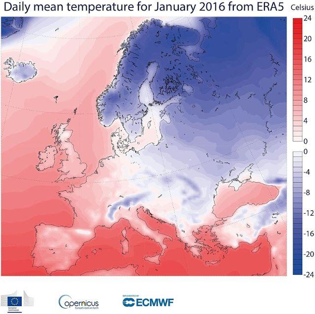 Nuevo hito en vigilancia del cambio climático: ECMWF realiza presentación preliminar de ERA5   READING Inglaterra 3 de noviembre de 2016 /PRNewswire/ -- Un año después del Acuerdo de París el Centro Europeo de Previsiones Meteorológicas a Plazo Medio (European Centre for Medium-Range Weather Forecasts ECMWF) lanza su herramienta de vigilancia del clima global más potente hasta la fecha: ERA5. La publicación de los primeros datos de ERA5 que incluyen un período de dos meses marca un hito para…