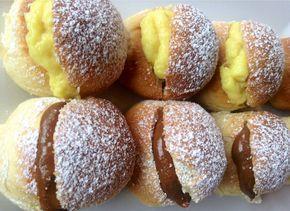 Pan de leche rellena con pastelera o dulce de leche