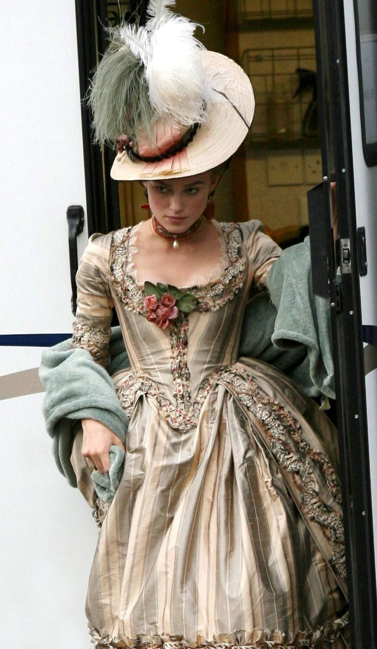 Michael O'Connor | The Duchess http://costumersguide.com/index.shtml