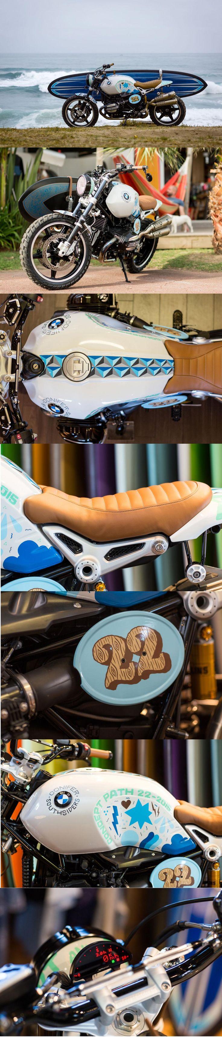 "BMW Motorrad Concept ""Path 22"""