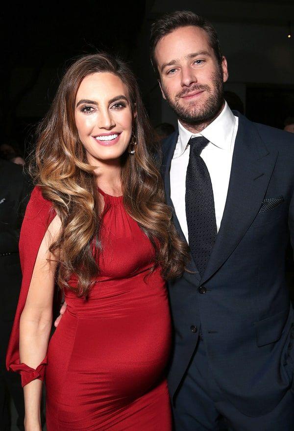 Armie Hammer, Wife Elizabeth Chambers Hammer Welcome Baby Boy - Us Weekly