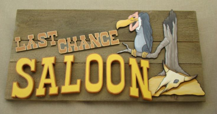 Last Chance Saloon – Gonna Step Up?