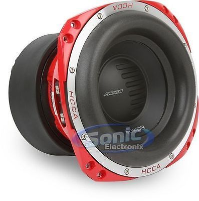 New Orion HCCA104 10″ 4000 Watt Dual 4-Ohm Car Competition Subwoofer/Sub HCCA