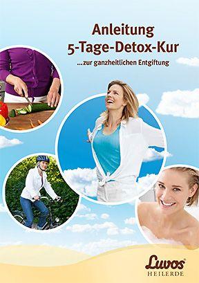 Detox-Set gewinnen und aktiv entgiften – Luvos-Heilerde - Natürlich wirksam