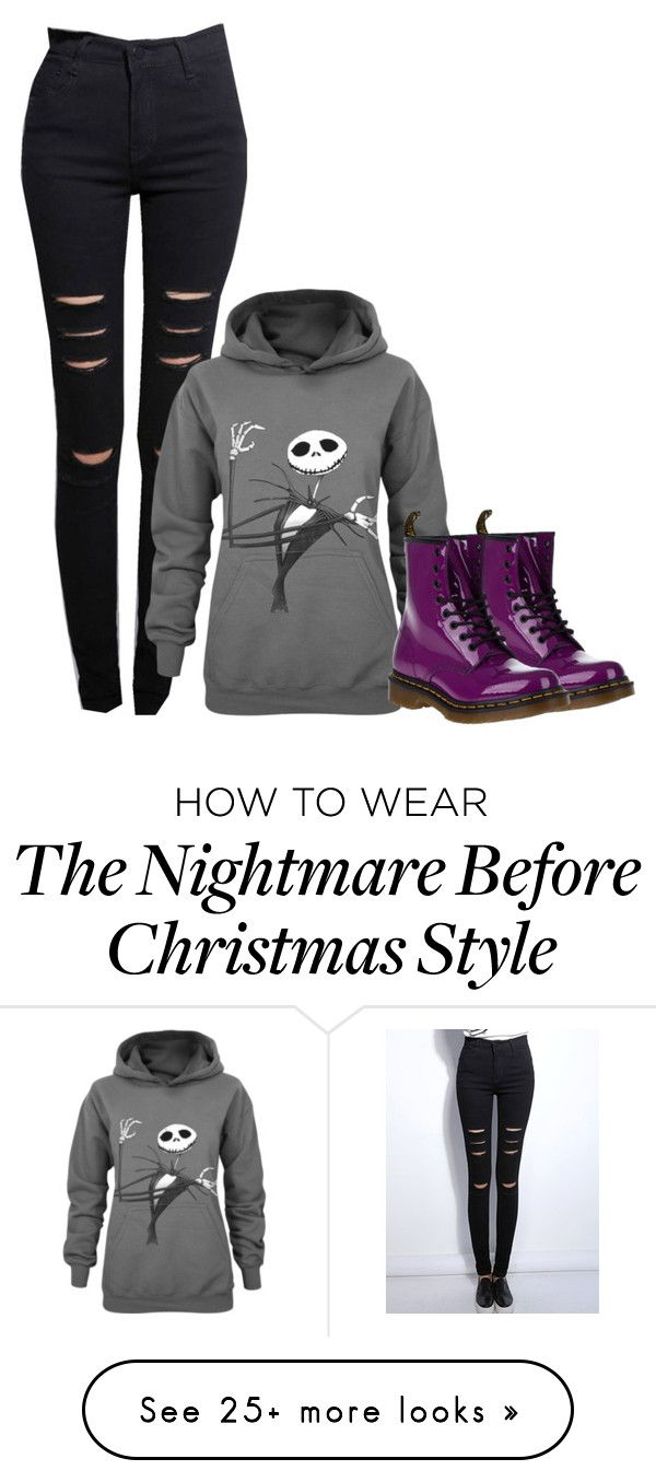"""""""Untitled #189"""" by vvolvesx on Polyvore featuring Dr. Martens"""
