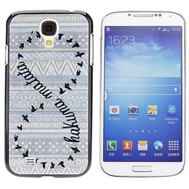 Hakuna Matata unlimited hoesje voor Samsung Galaxy S4