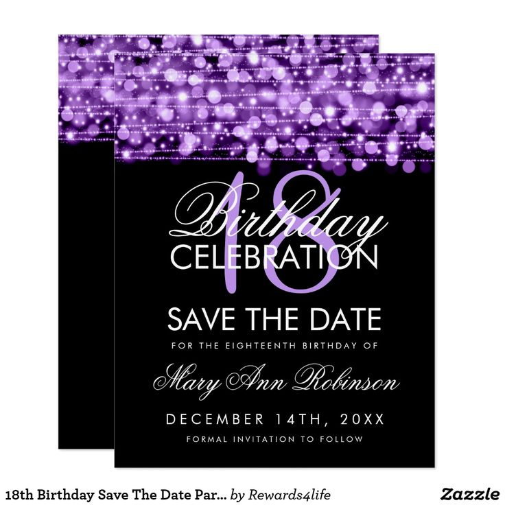 940 Best Adult Birthday Invitations By Age Images On Pinterest