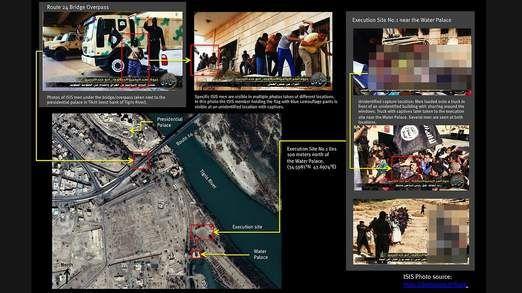 ISIS Mass Murder: Tikrit Satellite Images Emerge - Pamela Geller, Atlas Shrugs