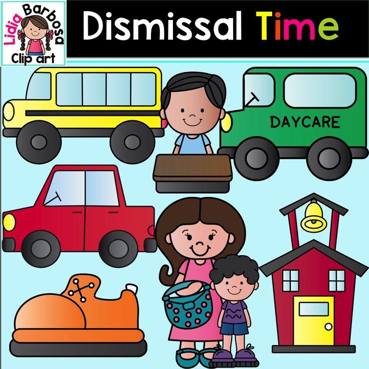 School Dismissal Clipart