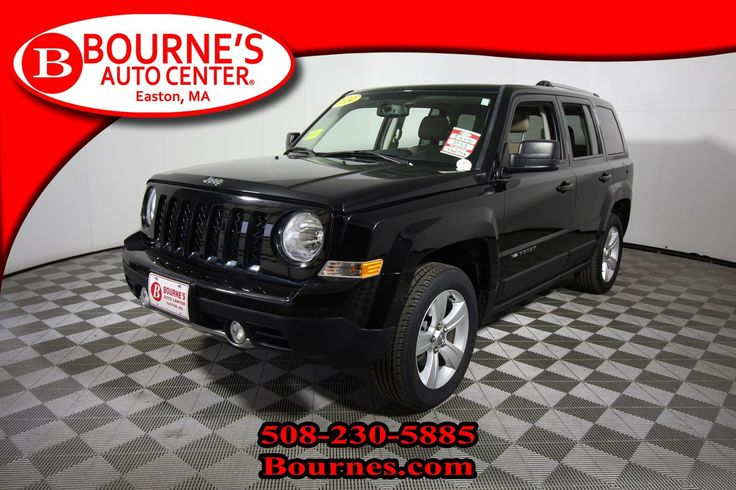 Used 2014 Jeep Patriot 4WD Limited Sport Utility for sale near you in South Easton, MA. Get more information and car pricing for this vehicle on Autotrader.