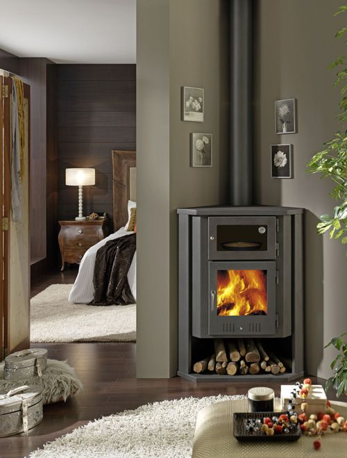 wood+stove+for+corner   All Panadero Stoves come with: