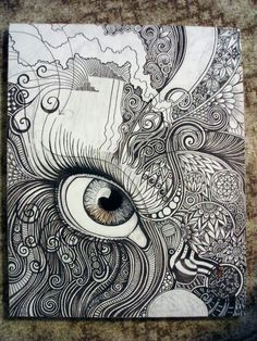 so going to try to draw this sometime, Dk if it will be exact but pretty close. Zentangle