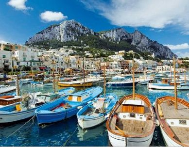 pinner said:Sorrento, Capri the Amalfi Coast | Italy This could be a view on the island of Capri. If you go there stay in this small town called Priano (sp) it is right between Positano and Amalfi and much more reasonable hotel wise. One of the best vacation places that I have ever been to!