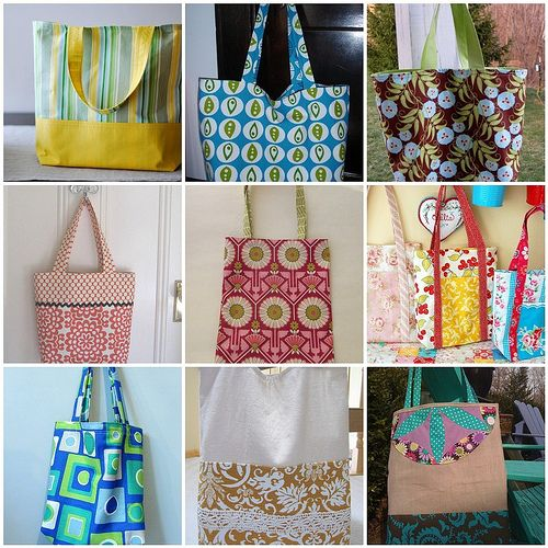 144 best Homemade Bags images on Pinterest