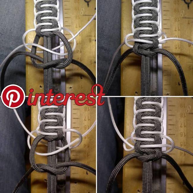 Paracord Weaves, Paracord Knots, Paracord Bracelet Designs