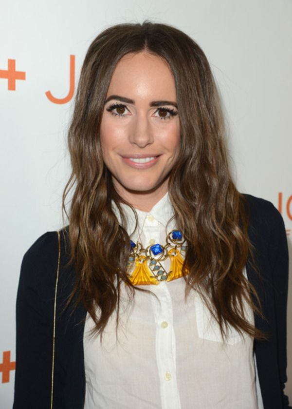 IT GIRL: LOUISE ROE - Cranberry Chic
