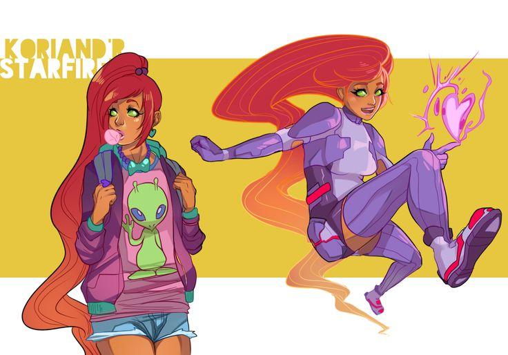 Oskar Vega's Teen Titans