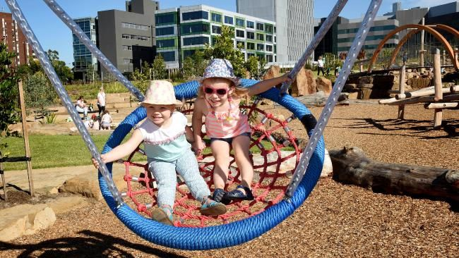 Our pick of Melbourne's best playgrounds | HeraldSun