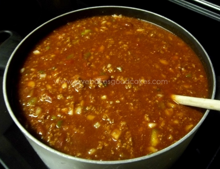 Chili - Like Wendy's: Soups, Cakes, Chilis, Food, Copycat Recipes