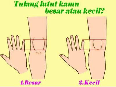 2 Arti Lutut Yang Besar Dan Kecil Mengungkapkan Kepribadian Kamu