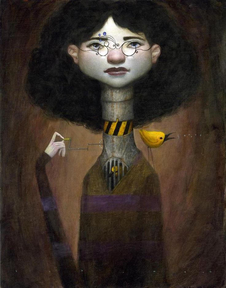 Bill Carman | ACRYLIC | Maybe Some Oil?