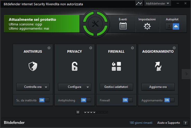 Giveawayita: Bitdefender Internet Security 2014 gratis per 6 me...