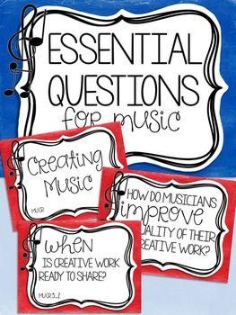 UNDERSTANDING THE NEW NATIONAL STANDARDS FOR GENERAL MUSIC EDUCATION - TeachersPayTeachers.com