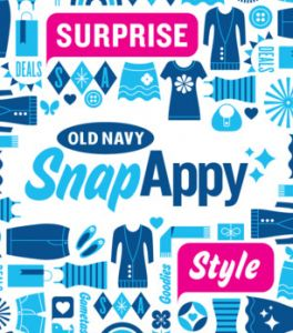 Win FREE Stuff from Old Navy (App)