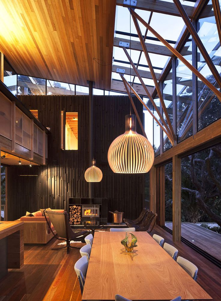 Love this new Piha house - NZ Home of the Year 2012