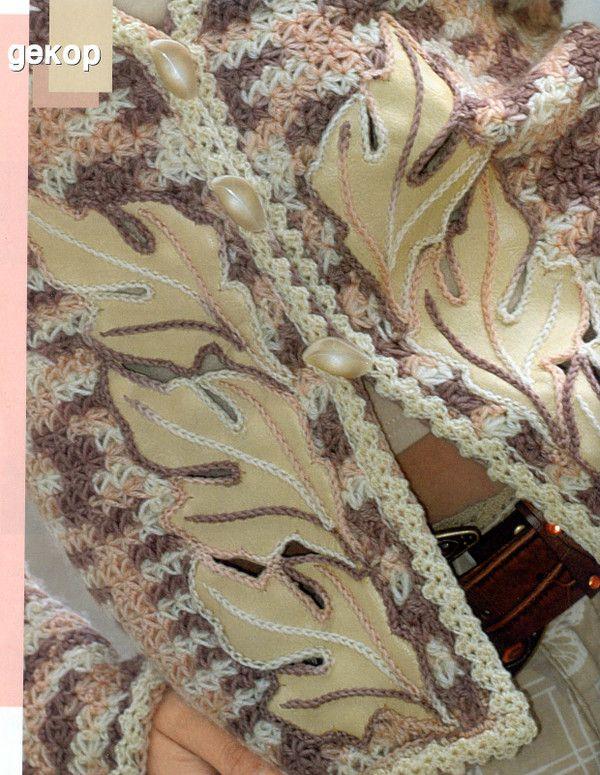 вязание с кожей крючком: 20 тыс изображений найдено в Яндекс.Картинках