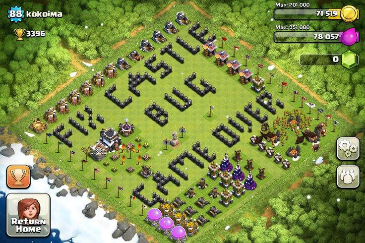 clash of clans mod xda