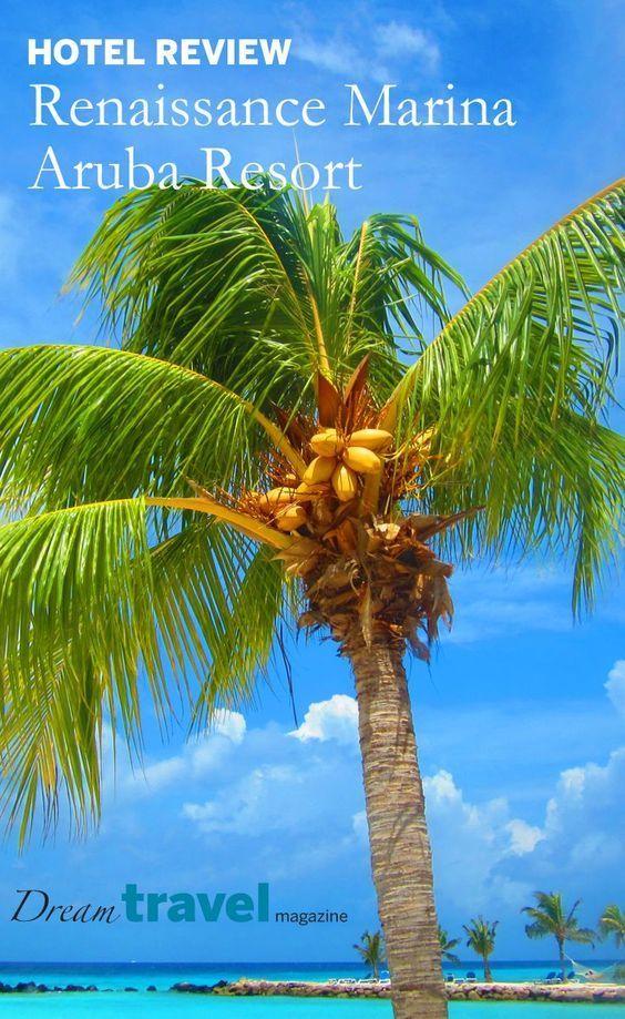 Travel to Renaissance Aruba Marina Resort. Luxury hotel in Aruba, island beach, designer shopping, all-inclusive vacation.