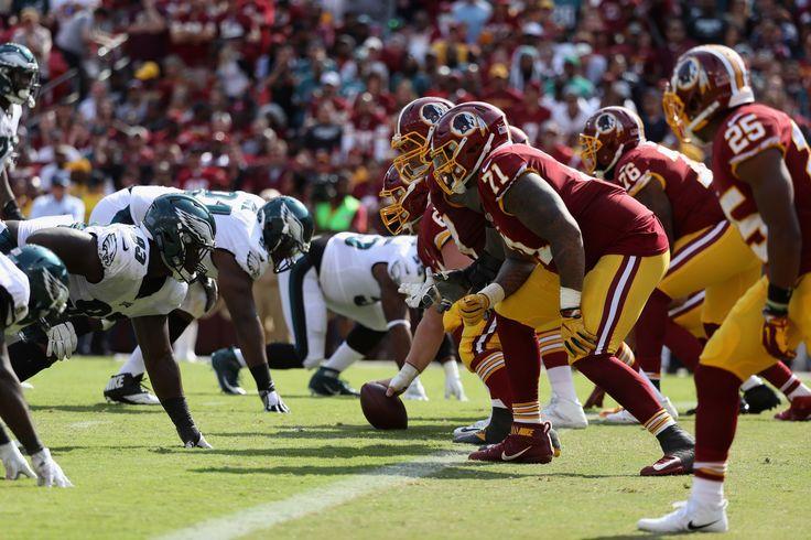 Philadelphia Eagles versus Washington Redskins: How to watch, radio call