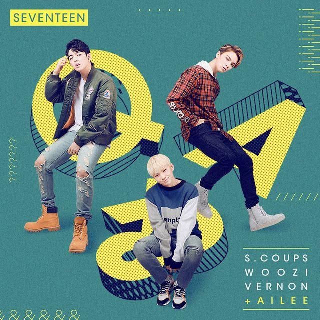 Noticias K-POP: S.Coups, Woozi, Vernon de SEVENTEEN revela MV de C...