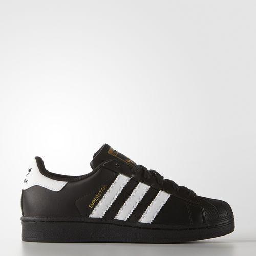 Chaussure Superstar - noir